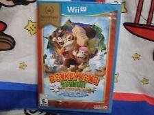Nintendo Wii U Donkey Kong Country: Tropical Freeze Game BRAND NEW SEALED