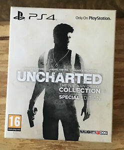 Uncharted The Nathan Drake Collection [Special Edition] [Sony PlayStation 4] New