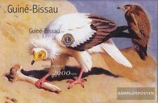 Guinée-bissau Block325B neuf avec gomme originale 2001 Oiseaux
