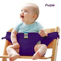 Seat Harness Travel High Chair Baby Dining Seat Harness Baby Belt Safety