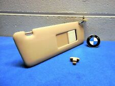 BMW e34 5er Sonnenblende rechts unbel. beige Limousine Touring Kombi 8117522
