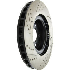 Disc Brake Rotor Front Left Stoptech 127.39035L