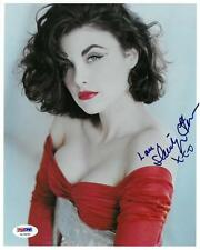 Sherilyn Fenn Signed Authentic Autographed 8x10 Photo PSA/DNA #AC78233