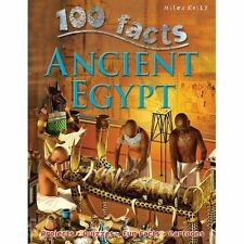 100 Facts Ancient Egypt, Jane Walker, New condition, Book