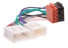 Radioadapter Mazda auf ISO Adapter Auto RADIO Kabel Autoradio 323 121 626 ect.