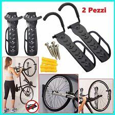 DUNLOP Portabici per Due Biciclette Nero