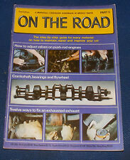 ON THE ROAD - PART 5 - CRANKSHAFT, BEARINGS AND FLYWHEEL
