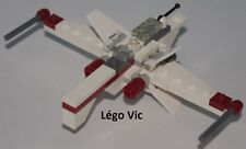 Lego 6967 Star Wars Polybag Mini ARC Fighter complet de 2005 -C79