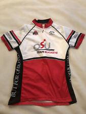 Team Buckeye Ohio State University 2012 Pelotonia Cycling Jersey Womens Small