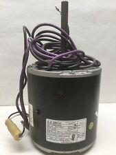 A.O. SMITH F48B18A05 Electric Motor, 1/2HP, 1100RPM, Volts 380 - 415/460