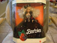 1991 Happy Holidays Special Edition Holiday Barbie 4th in series