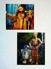 STAR WARS Autogramm handsigniert Mike Edmonds als Logray Ewok Medicine Man