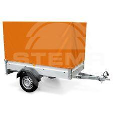 STEMA Aufbau Spriegel Plane Hochplane für Anhänger F 750 DBL 850 opti ORANGE 1m