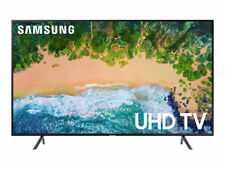 "Samsung 58"" UHD 4K Smart LED TV UA58NU7103 2018 Model"