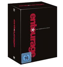 Entourage - Die komplette Serie - Season 1+2+3+4+5+6+7+8 33er [DVD] NEU DEUTSCH