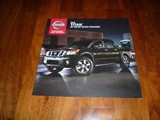 Nissan Titan SV VALUE TRUCK PACKAGE Prospekt 2015