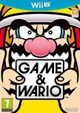 Game & Wario NINTENDO WII-U NUOVO SIGILLATO