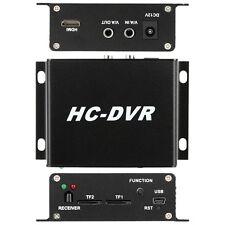 1 CH DVR 720P HD Video Recorder 128G For Surveillance CCTV Cam / Vehicle Camera