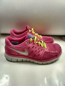 Nike Flex Run 2013 Running Shoes Women's sz 8 (580440-634)