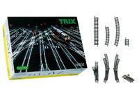 Minitrix / Trix N 14301 Großes Gleis-Ergänzungs-Set - NEU + OVP