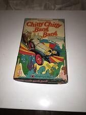 Vintage Chitty Chitty Bang Bang Colorforms (1968) Gildrose Prod.