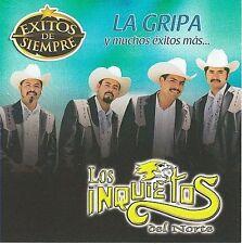 Los Inquietos Del Norte : Exitos de Siempre CD