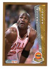 1992-93 FLEER Basketball  lot of 3 Sets  MICHAEL JORDAN