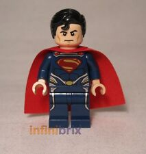 Lego Superman from Sets 76009, 76002, 76003 Smallville Super Hereos NEW sh077
