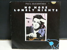 PAUL MACCARTNEY No more lonely nights 20033497