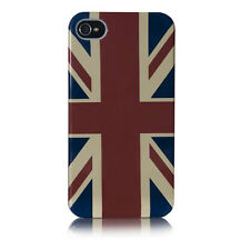 Venom Armour Hard Shell Case Cover For iPhone 4/4S - Union Jack NEW