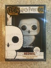 Funko Pop Pin! Harry Potter - HEDWIG #05 CHASE
