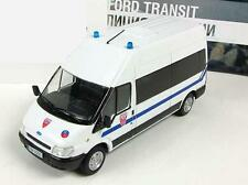 DeAgostini 1:43 Ford Transit  French police series World police