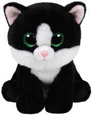 Ty peluche gato negro Real 15cm Ava