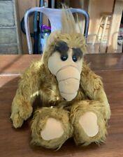 Vintage Alf Talking Stuffed Animal Plush Figure, 1986 Alien Productions
