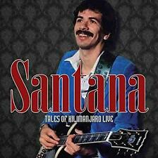 Santana-tales of Kilimandjaro LIVE-CD NEUF