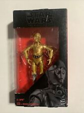 Hasbro Star Wars Black Series Silver Leg C-3PO Walgreens Exclusive Action Figure