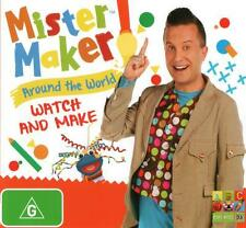 Mister Maker: Watch and Make * NEW DVD * (Region 4 Australia)
