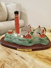Danbury Mint Great American Lighthouses Collection Lighted Ponce de Leon Inlet