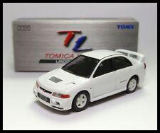 TOMICA LIMITED TL 0026 MITSUBISHI LANCER EVOLUTION IV 1/59 Tomy EVO 104 Unopened