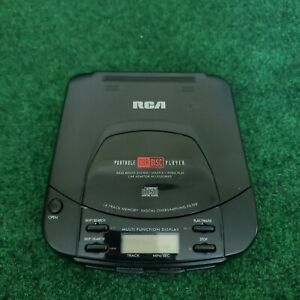 RCA RP-7904 Portable Compact Disc CD Player Car Disc Vintage 1994 Bass Boost