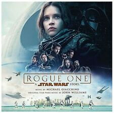 Michael Giacchino - Rogue One: A Star Wars Story [Original Motion Picture Soundtrack] (2016)