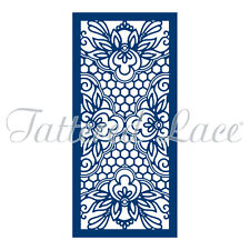 Tattered Lace Florentiner Panel ETL624 Stephanie Weightman