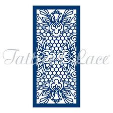 Tattered Lace Florentiner Panel ETL624 Stephanie Weightman