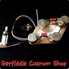 Gibson 50's Wiring Harness Gibson Pots Orange Drop Switchcraft Les Paul