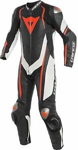Brand New MotoGP Motorbike/Motorcycle Racing Real Leather 1 Piece Suit All Size