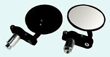 Yamaha V-Max 1200 Universal Bar-End Mirrors (pair) in Black