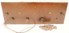 vintage SPARTON 5-26 BATTERY RADIO:  untested RADIO CHASSIS w/ no TUBES
