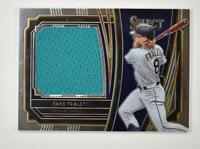 2020 Select Rookie Jumbo Swatch #RJS-JF Jake Fraley - Seattle Mariners