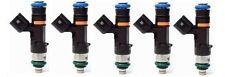 5 - 650cc Bosch EV14 Fuel Injectors MK2 09-10 Ford Focus RS & ST225
