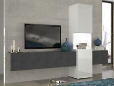 Wohnzimmer Tv Wand In Wohnwande Gunstig Kaufen Ebay